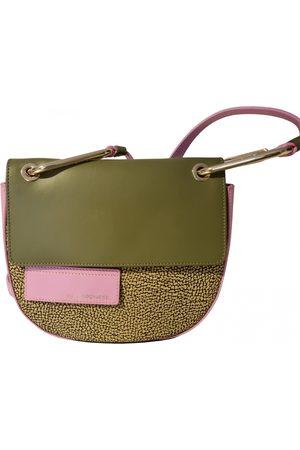 BORBONESE Women Purses - Leather handbag