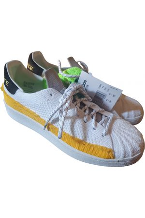 Adidas x Pharrell Williams Cloth low trainers