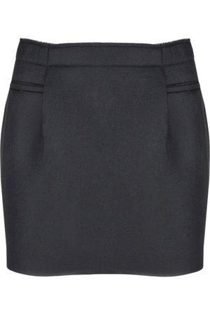J.W.Anderson Wool mini skirt