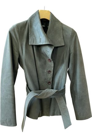 Dna Leather short vest