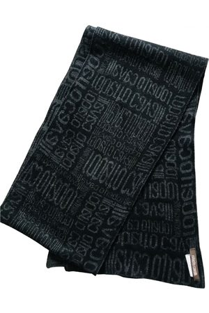 Roberto Cavalli Men Pocket Squares - Wool scarf & pocket square