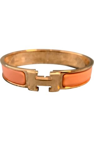 Hermès Clic H ceramic bracelet