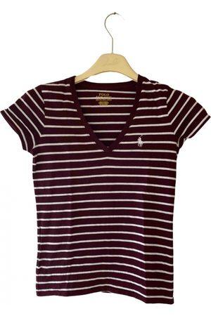 Polo Ralph Lauren Women Polo Shirts - Polo ajusté manches courtes polo