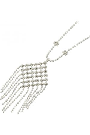 Tiffany & Co Women Necklaces - White gold necklace