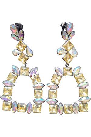 Uterque Crystal earrings