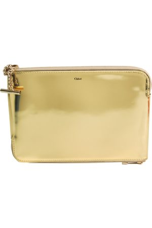 Chloé Women Clutches - Patent leather clutch bag