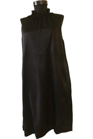 Cathrine Hammel Silk mini dress