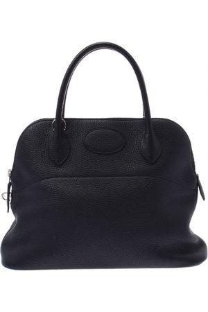 Hermès Bolide leather handbag