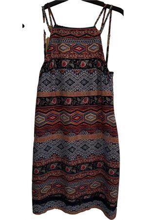 Missguided Silk mini dress