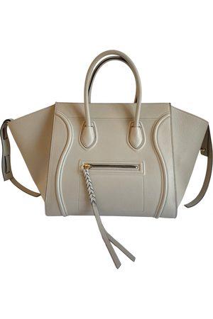Céline Luggage Phantom leather handbag