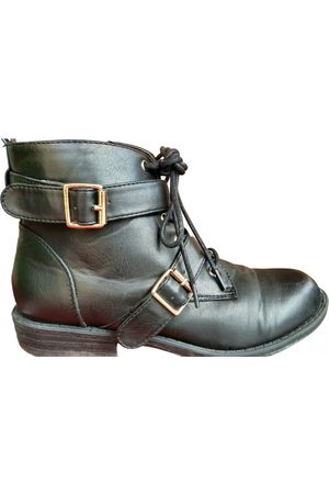 Dorothy Perkins Leather ankle boots