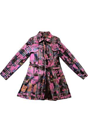 DESIGUAL Trench coat
