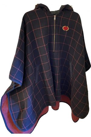 U.S. Polo Assn. Wool poncho