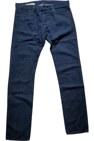 Maison Kitsune Men Straight - Straight jeans