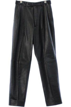 john lawrence sullivan Leather trousers