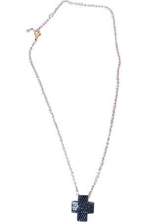ROBERTO DEMEGLIO Pink gold necklace