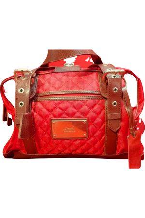 Bimba y Lola Leather bowling bag