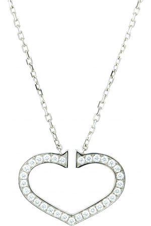Cartier Women Necklaces - Gold pendant
