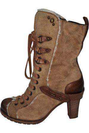 vic matiè Lace up boots
