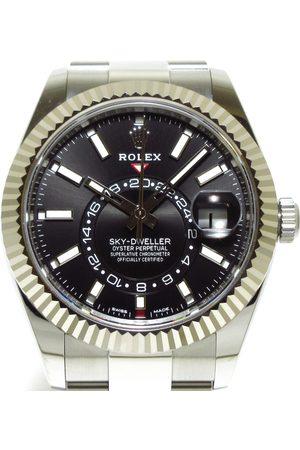 Rolex Sky-Dweller white gold watch