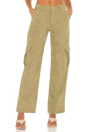 superdown Willow Cargo Pant in Army.