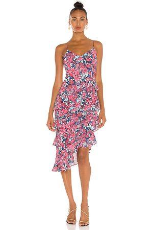 ELLIATT Byron Dress in Pink.