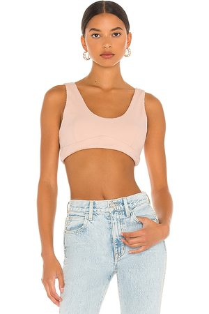Free People Issa Lifestyle Bralette in Blush.