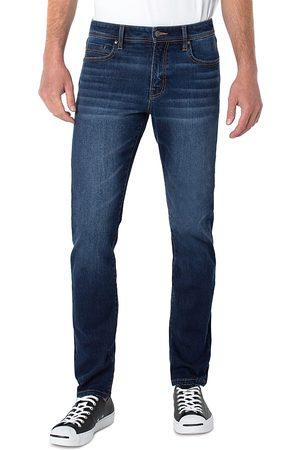 Liverpool Los Angeles Men Straight - Kingston Modern Straight Jeans in Stanton
