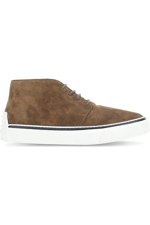 Tod's Men's Polacco Lace Up Desert Boots