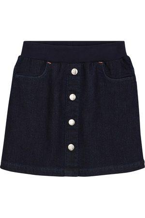 Petit Bateau Denim Skirt - 3 years - - Denim skirts