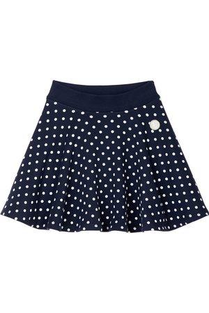 Petit Bateau Polka Dot Print Skirt - 5 years - - Short skirts