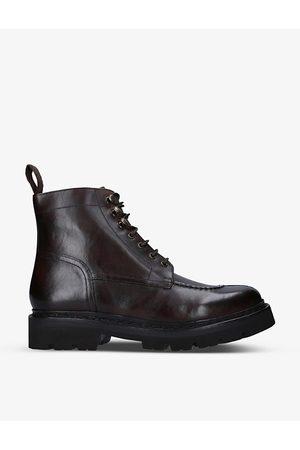 Grenson Jonah leather boots