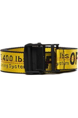 OFF-WHITE Men Belts - Classic Industrial belt