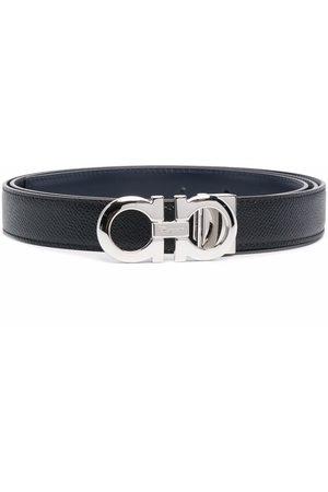 Salvatore Ferragamo Men Belts - Gancini-buckled belt