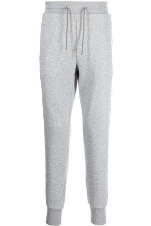 PAUL SMITH Men Sweatpants - Tapered-leg track pants - Grey