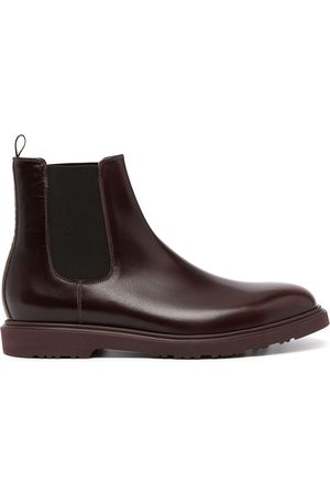 PAUL SMITH Men Boots - Elasticated side-panel boots