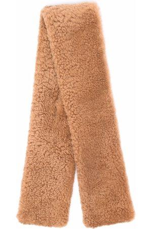 Bottega Veneta Women Scarves - Textured-finish rectangle scarf - Neutrals