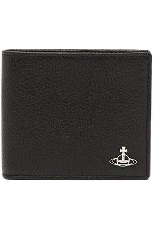 Vivienne Westwood Men Wallets - Billfold logo plaque wallet