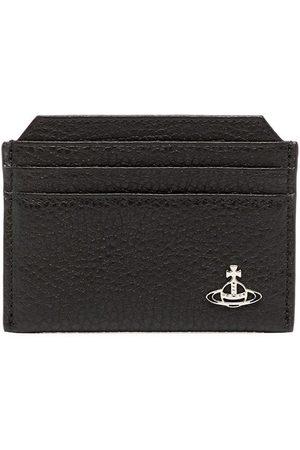 Vivienne Westwood Men Wallets - Logo-embellished cardholder