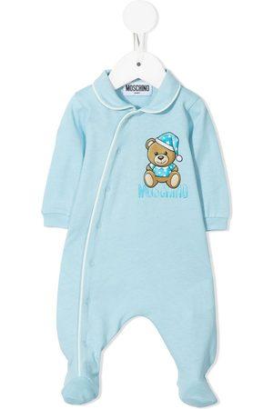 Moschino Kids Pajamas - Teddy Bear-print pyjama