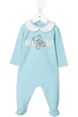 Moschino Kids Pajamas - Logo-print pajamas