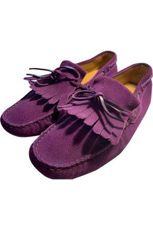 Tod's Men Flat Shoes - Gommino flats