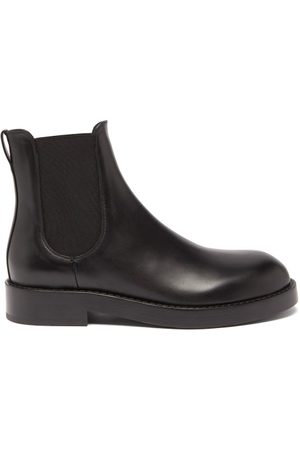 ANN DEMEULEMEESTER Deluxe Leather Chelsea Boots - Mens