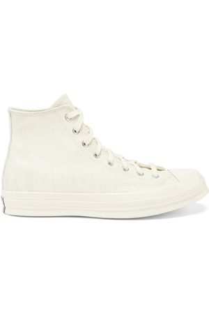 Converse Men Sneakers - Chuck 70 Leather High-top Trainers - Mens - Multi