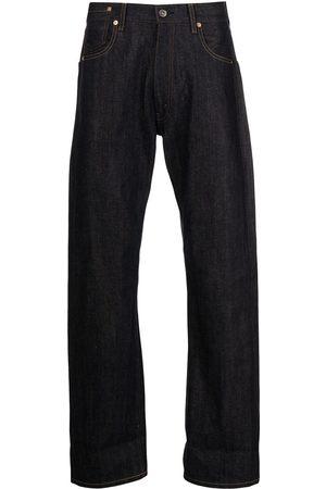 Junya Watanabe MAN Men Straight - Dark-wash straight-leg jeans