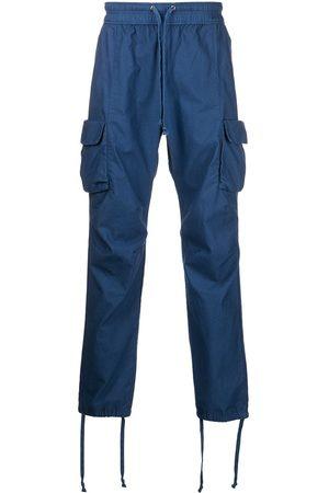 John Elliott Sateen drawstring cargo trousers