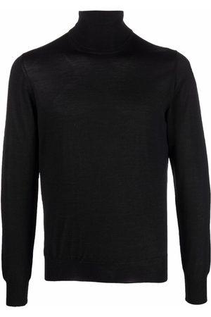 TAGLIATORE Fine-knit roll-neck jumper