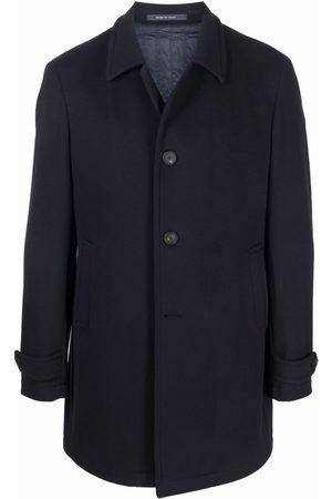 Tagliatore Men Jackets - Knitted shirt jacket