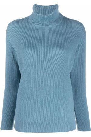 Brunello Cucinelli Women Turtlenecks - Turtleneck cashmere jumper