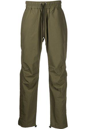 John Elliott Himalayan drawstring straight-leg trousers